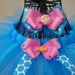 Mermaid inspired tutu and b..