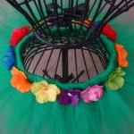 Hawaiian Luau party tutu